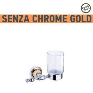 Senza Chrome Gold